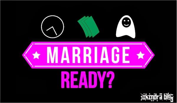 Sudahkah Saatnya Menikah?