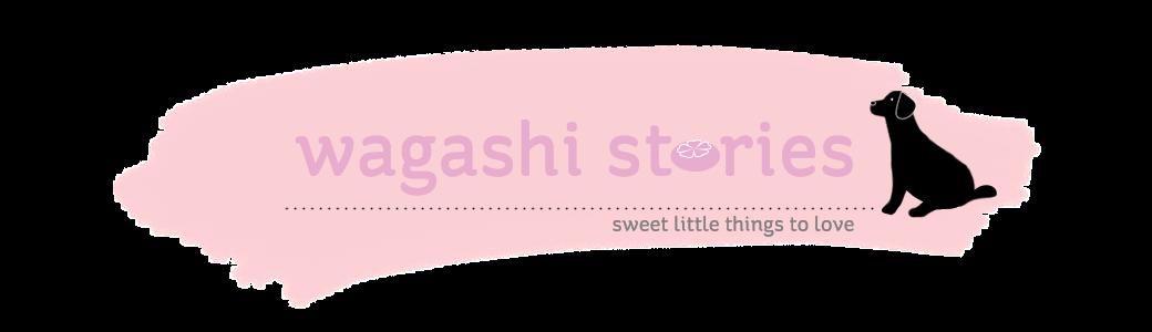 Wagashi stories