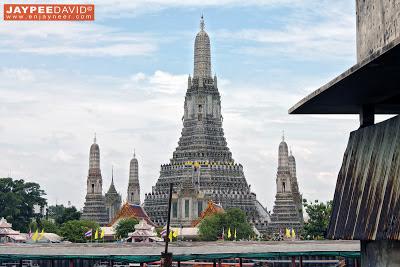 Bangkok, Thailand, BKK, Wat Arun, The Deck, Arun Residences