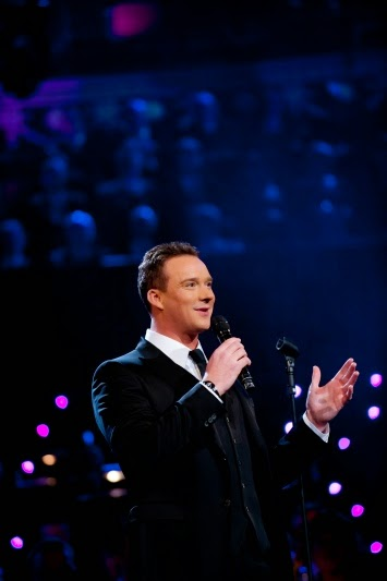 Russell Watson An Intimate Evening Weymouth Pavilion Sat 13th June 2015
