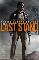 the last stand arnold schwarzenegger poster