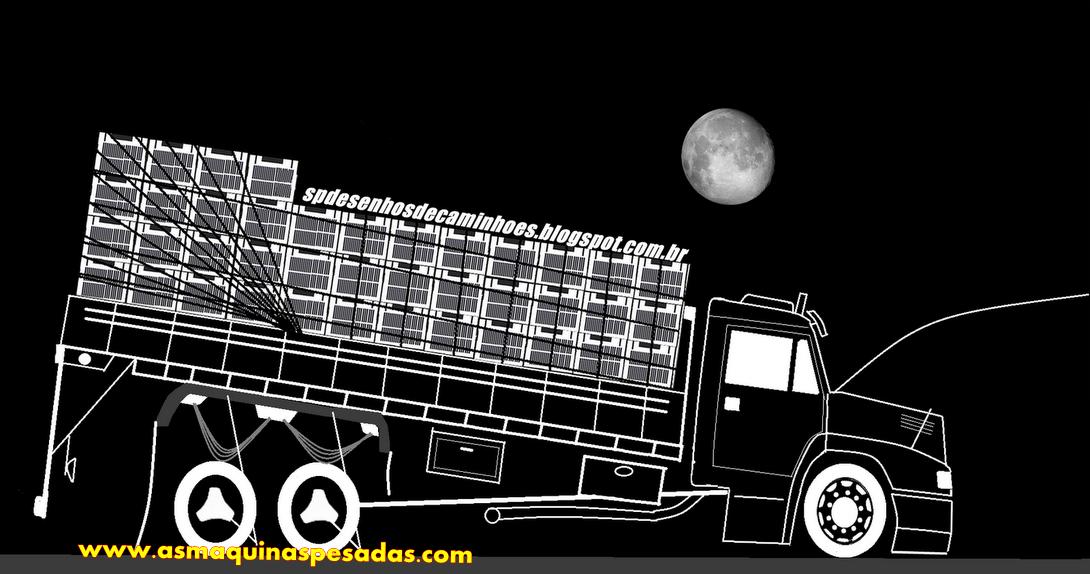 caminhoes tunados auto design tech
