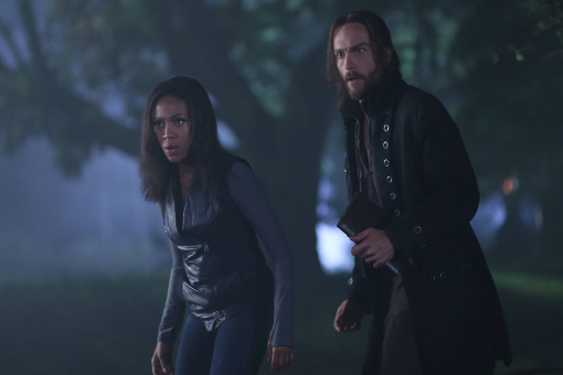 Sleepy Hollow S02E02. The Kindred