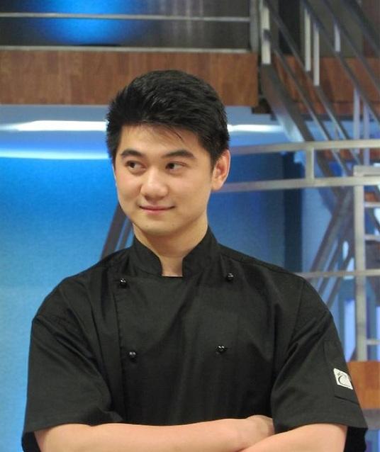 Chef Arnold di acara Master Chef RCTI