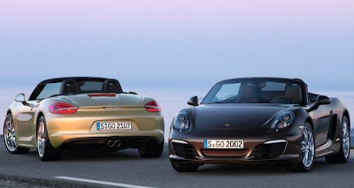 2013 Porsche Boxster Release Date With New Features
