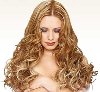 extensiones de pelo rizadas