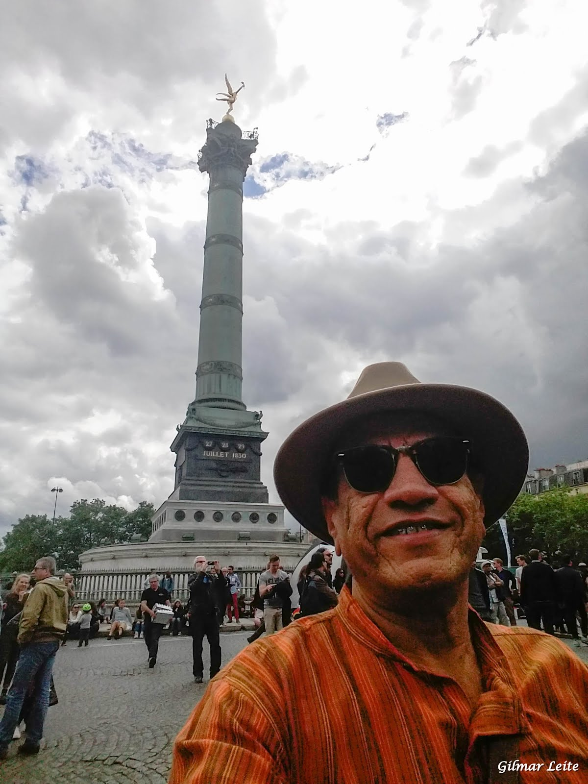 TORRE DA BASTILHA - PARIS