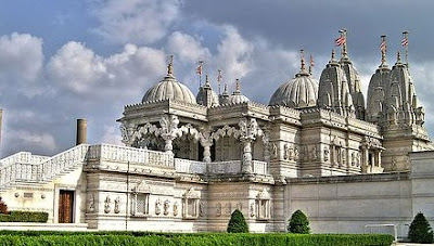 Swaminarayan Mandir Hindu Temple Neasden, north west London