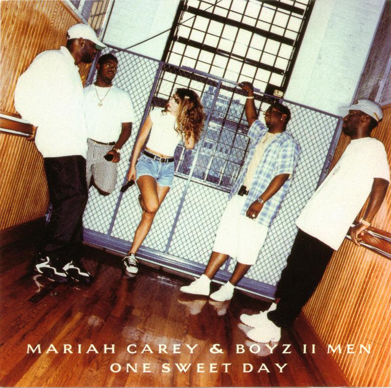 Promo, Import, Retail ... Mariah Carey Album Listing