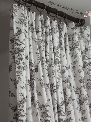 diy duvet as a curtain