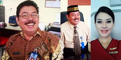 Kepala BKPM Bangka Belitung Pukul Pramugari Sriwijaya Air
