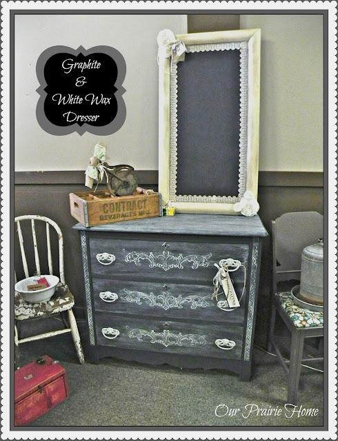 graphite dresser