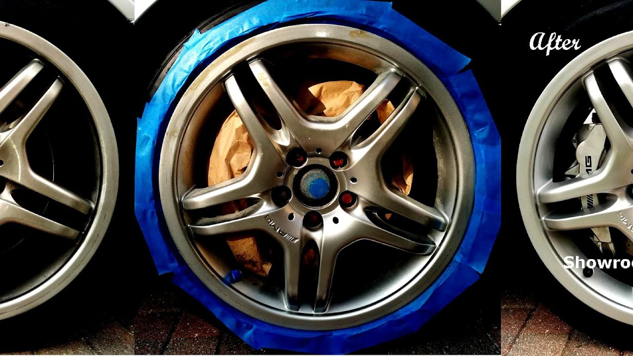 Wheel Painting Service