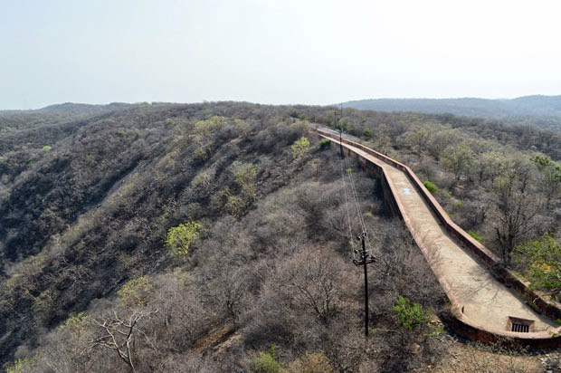 hill way