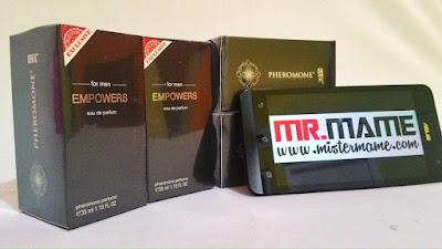 Ready Stock Jual Parfum Pheromone Empowers Untuk Pria by Identic Pheromone dengan Harga Termurah