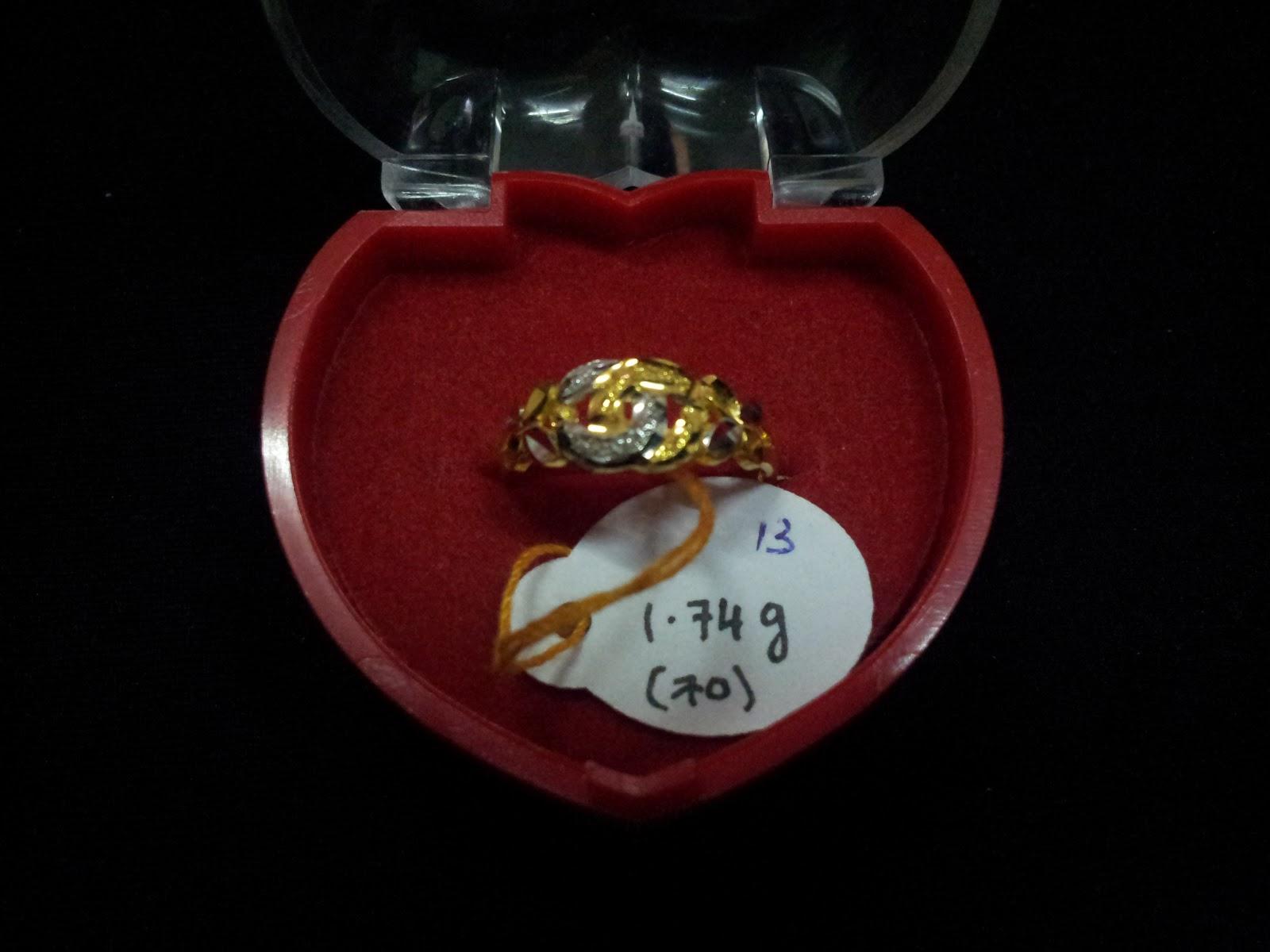 MZMR Gold Collections KOLEKSI EMAS 916 TERKINI Amp TERMURAH