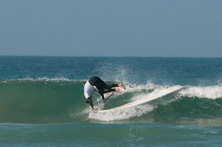 Wipe out Newquay Cornwall