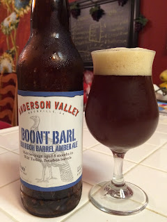 Anderson Valley Boont Barl amber ale 1