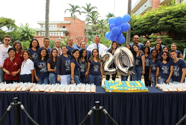Celebración 20 años MNI