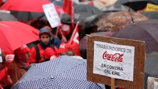 Coca-Cola cierra el ERE tras un acuerdo