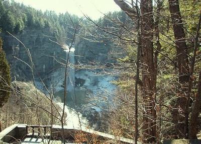 Taughannock Falls 2008