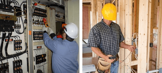 maintenence electrician