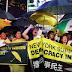 Tuần Hành Ủng Hộ Biểu Tình Tại Hồng Kông Diễn Ra Khắp Thế Giới