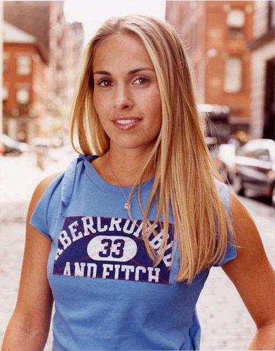 Hot Sports Stars: Heather Mitts Hot Photos