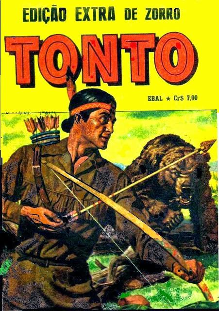 TONTO - O CONCURSO
