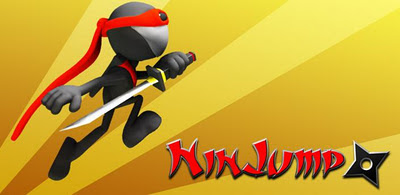 Download Game Android: NinJump 1.03 Apk