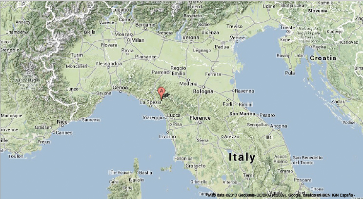 Sciency Thoughts Magnitude 51 Earthquake in northwest Italy
