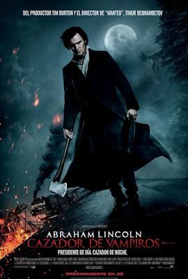 abraham lincoln cazador de vampiros 13396 Abraham Lincoln: Cazador de Vampiros (2012) Español Subtitulado