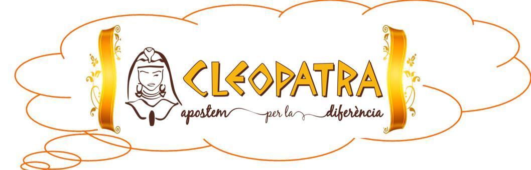 CLEOPATRA, tu tienda de COMPLEMENTOS que apuesta por lo diferente.