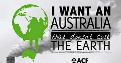 I want an Australia that doesn't cost the earth