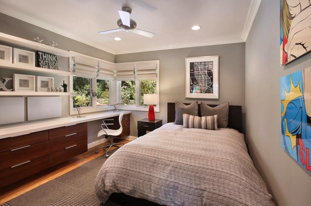 desain kamar tidur untuk anak remaja cowok desain kamar