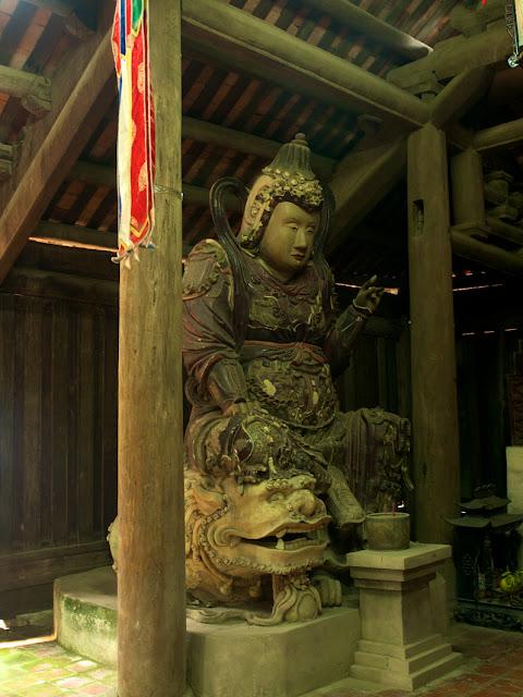Guardián de la Pagoda de But Thap