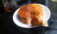 Egg Free Heart Healthy Pancakes