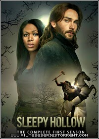 Sleepy Hollow 1ª Temporada Dublado Torrent (2014)