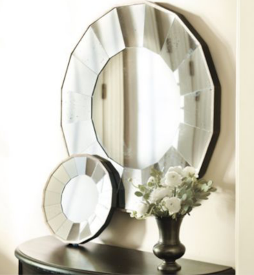 BALLARD DESIGNS BELLESOL MIRROR
