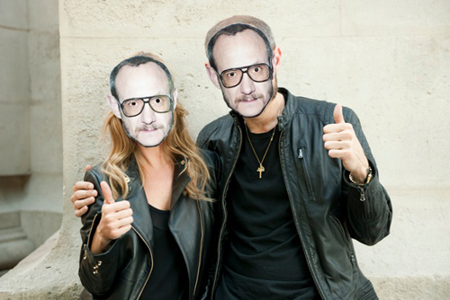 Kate Moss y Terry Richardson para Mango Otoño 2011 The Great Escape