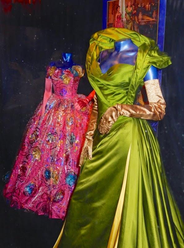 Cinderella Stepmother film costume