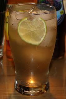Cocktail diablo