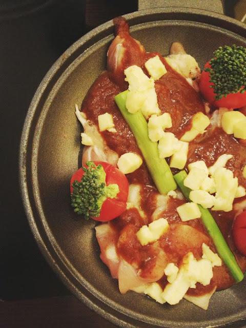 TOBANYAKI Chicken Cheeseyaki