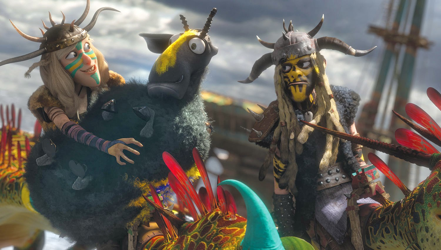 How to train your dragon 2 trailer how to train your dragon 2 movie saturday june 22 2013 ccuart Images