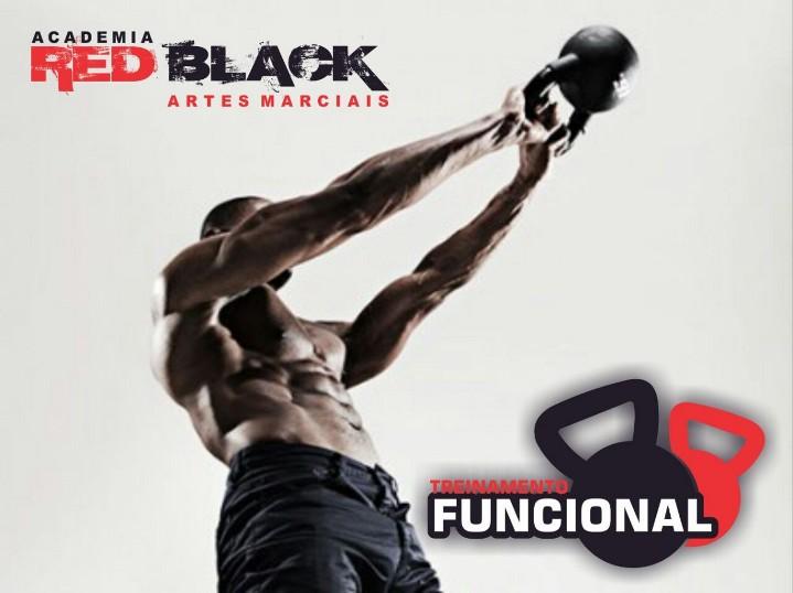 Academia Red Black treinamento Funcional
