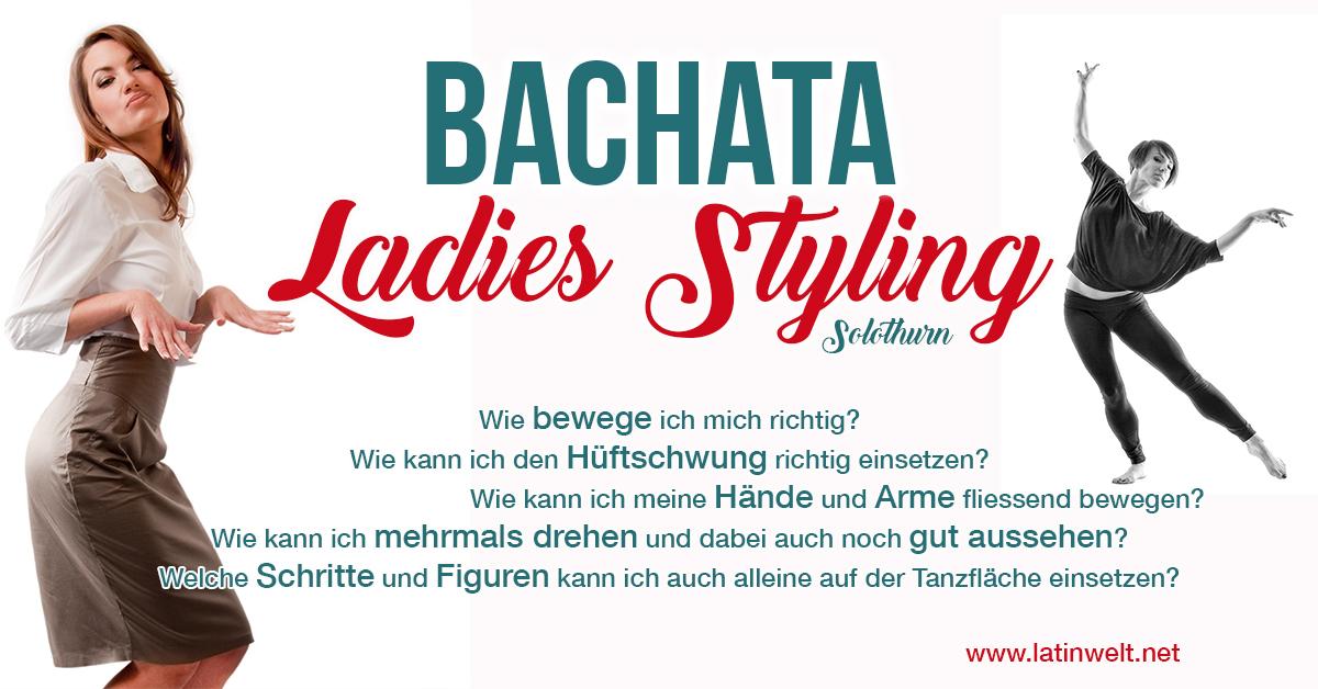 Bachata Lady Styling