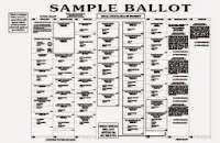 2014 General Election Sample Ballot