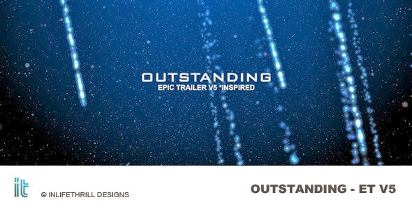 VideoHive Outstanding - Epic trailer v5