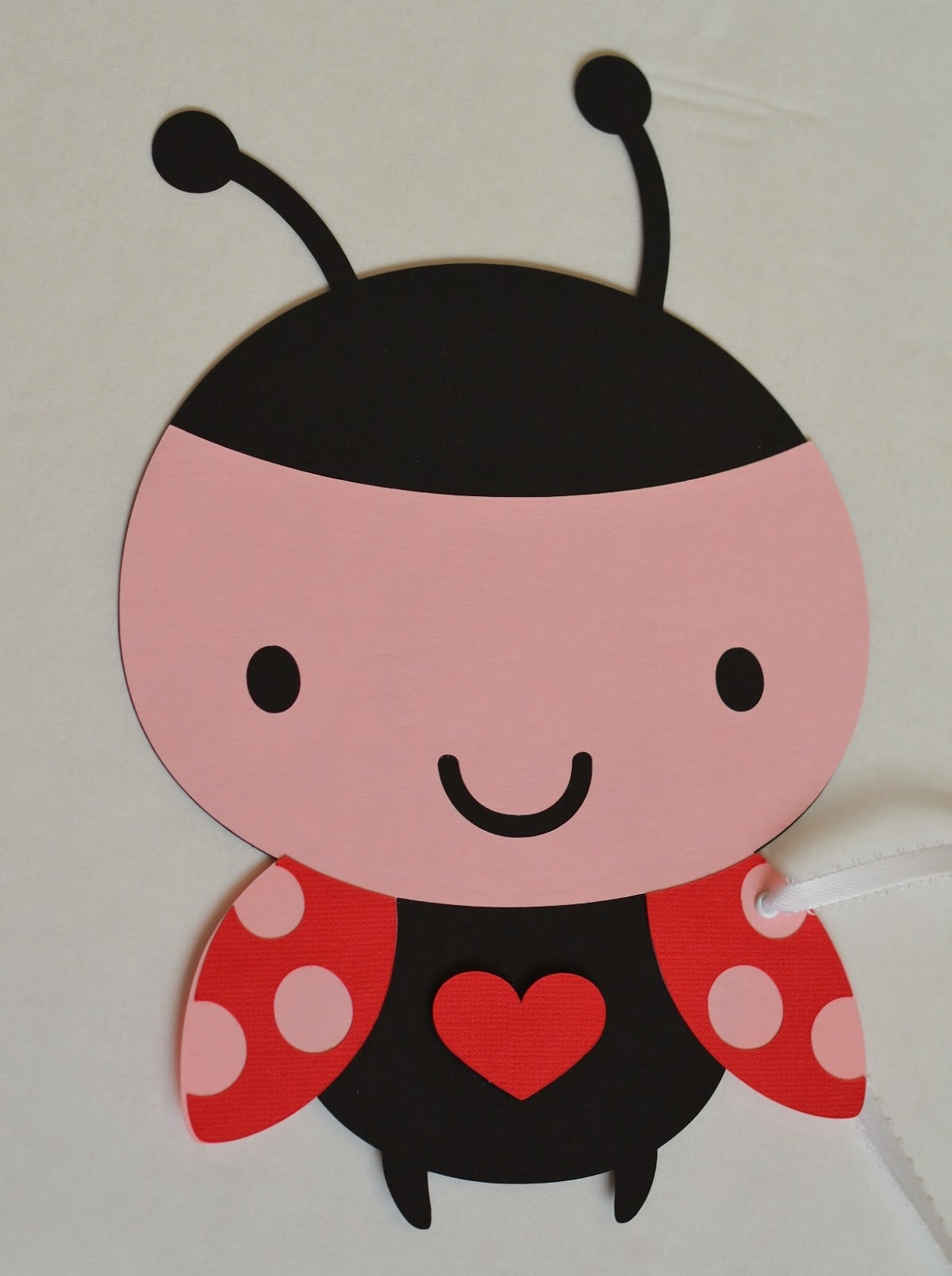 Jingvitations October 2012 – Ladybug Birthday Cards