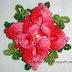 Flor Estrela croche com passo a passo
